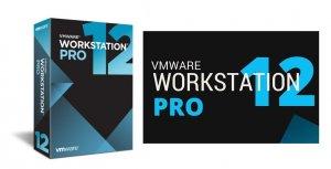 VMware Workstation 12 Pro Image