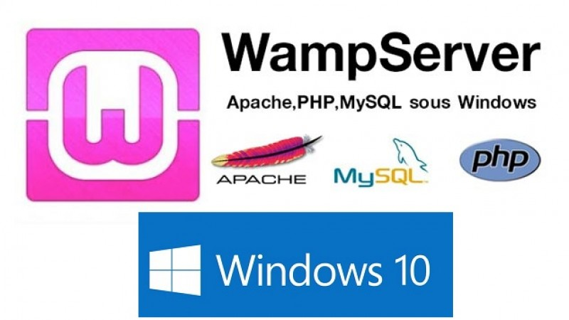 How to install WAMP Server on Windows 10