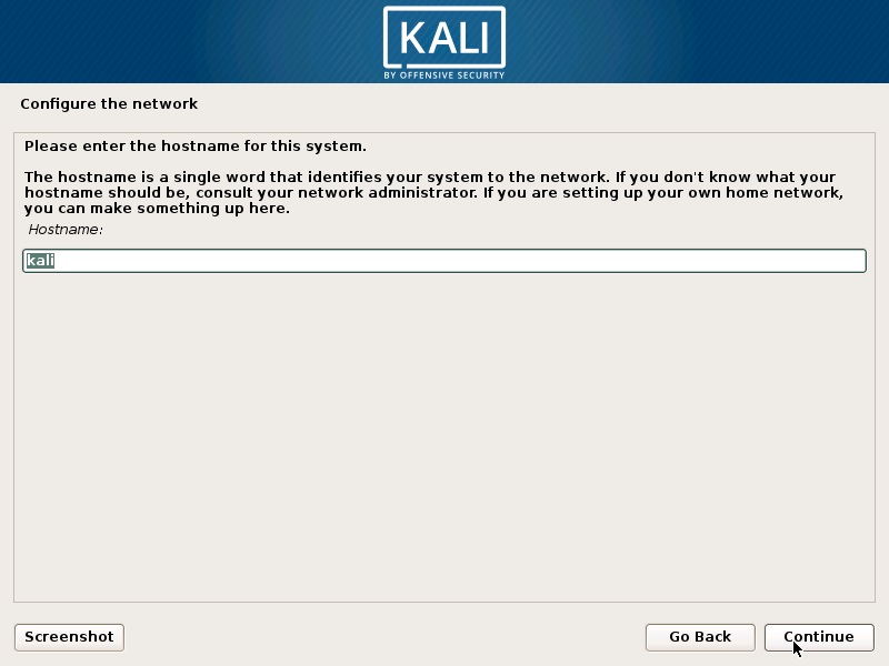 Step by Step Guide – How to Install Kali Linux 2019 1 and