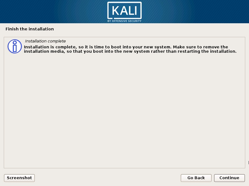 E Unable To Locate Package Kali Linux 2019