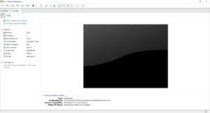 VMware Workstation- Power on Virtual machine