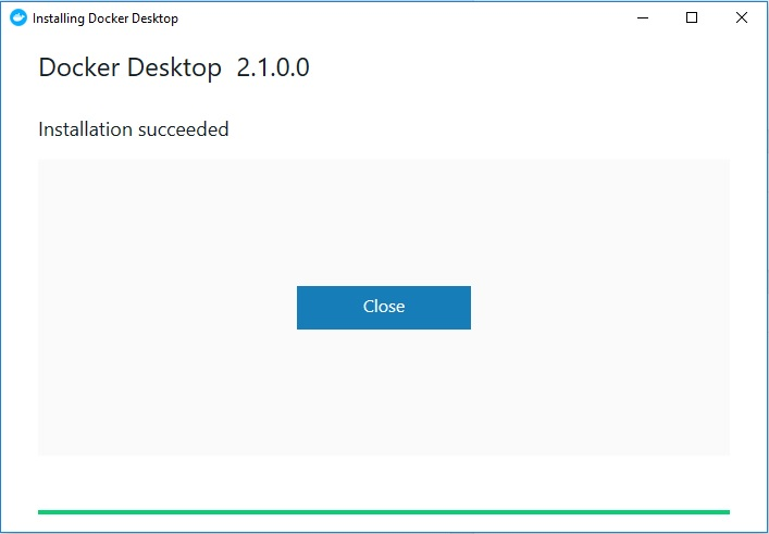 Step by Step – How to Install Docker in Windows 10
