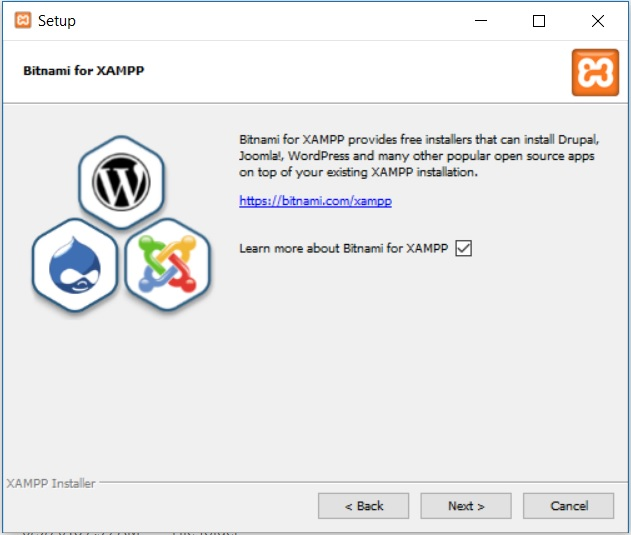 how to open xampp control panel in ubuntu