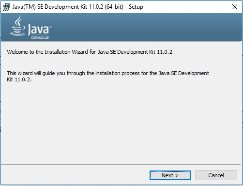 How to install Java JDK 11 on Windows 10