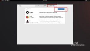 Redhat Linux Enterprise - Software update