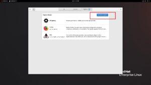 Redhat Enterprise Linux - Software Update - Restart system