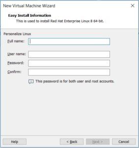 VMware Workstation - Easy Install Information