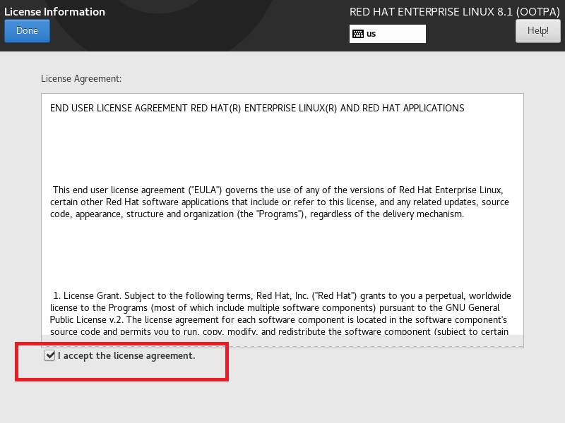 Red Hat Enterprise - License Agreement